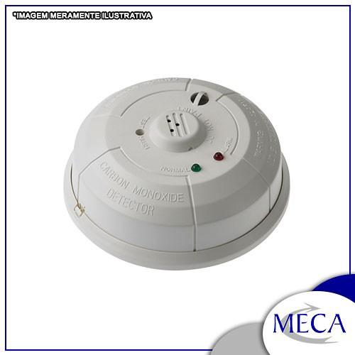 Detector de fumaça e incêndio