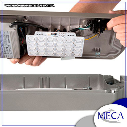 Distribuidor de luminária de led