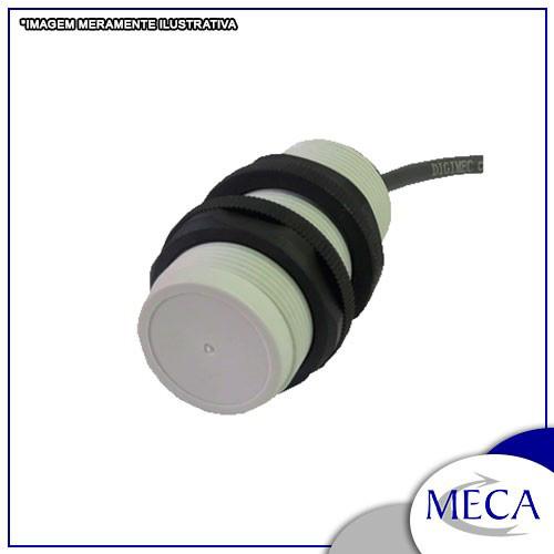 Sensores industriais indutivos e capacitivos
