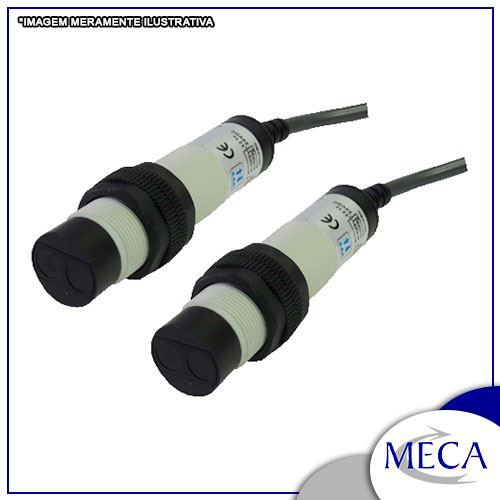 Sensor fotoelétrico de segurança