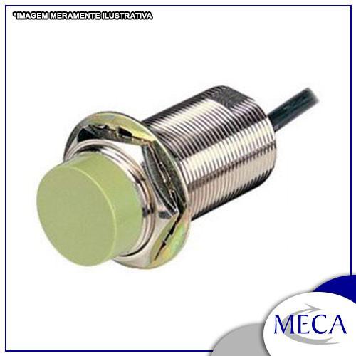 Sensor de proximidade capacitivo