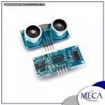 Sensor ultrassônico industrial