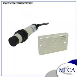 Sensor fotoelétrico industrial
